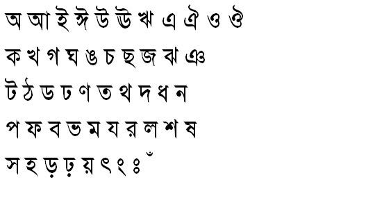 JugantorMJ (Bijoy) Bangla Font