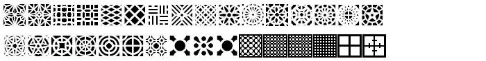Dingbat Cobogo Bangla Font