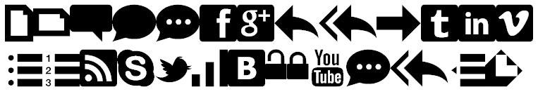 Web Symbols Bangla Font